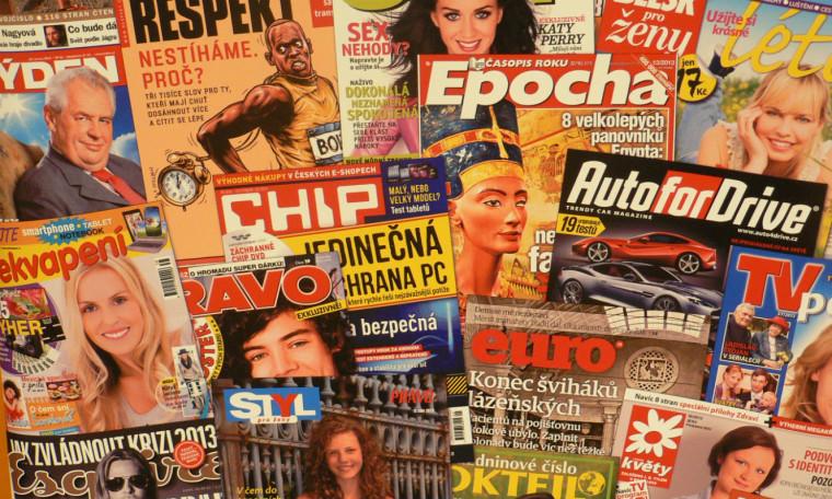 Byznys kolem správy předplatného časopisů utržil přes 100 milionů