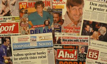 Vydavatelé českých deníků nastartují nový model byznysu s předplatným