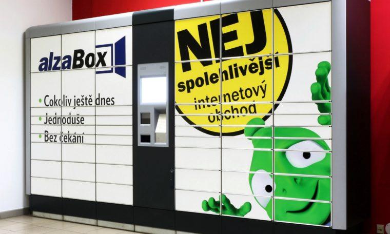 E-shop Alza.cz otevře stovky nových AlzaBoxů