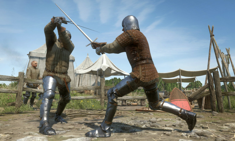 Warhorse pošle na trh beta verzi herní pecky Kingdom Come