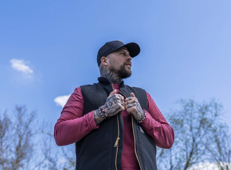 Rapper Marpo vydává druhé album, inspirované temnou náladou Louisiany a Mississippi