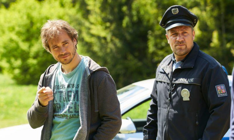 Televize Nova začala vyrábět nové díly krimiseriálu Policie Modrava