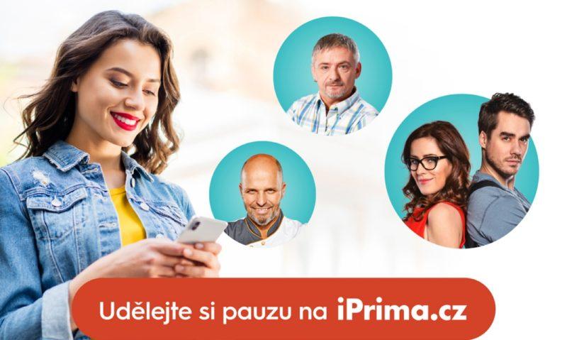 Televize Prima prohlubuje spolupráci se Seznam.cz, rozjíždějí společný online projekt