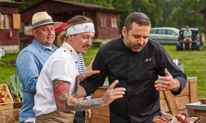 TV Nova točí další cooking show s porotci z MasterChef Česko