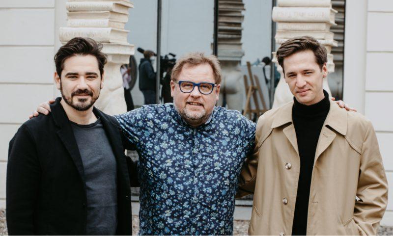 Kotek s Koptou připravují nové divadelní představení Werich