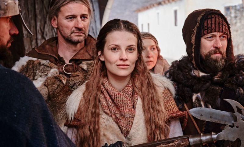 Režisérka Solčanská má za sebou třetinu natáčení nové pohádky Zakletá jeskyně