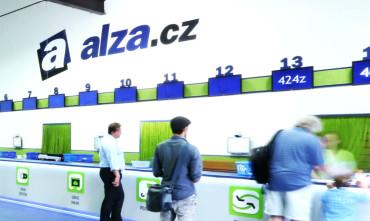 Obří e-shop Alza.cz posouvá důležitý byznysový krok
