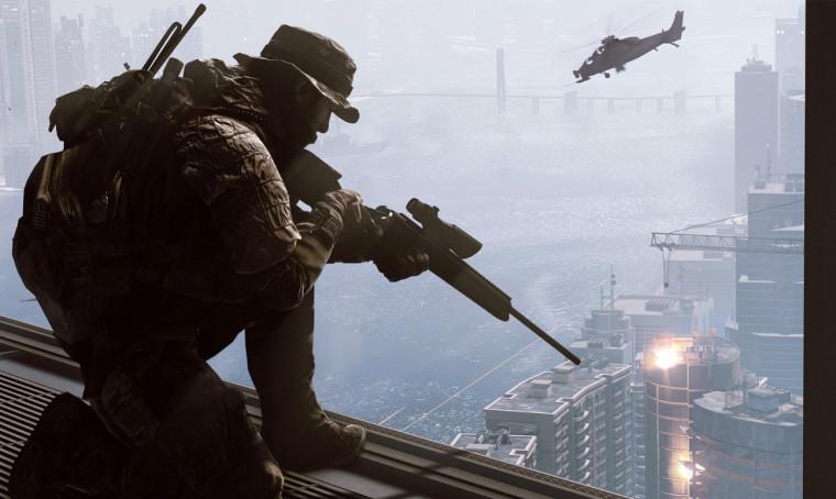 Čeští hráči kupují Battlefield 4 po tisících kusů