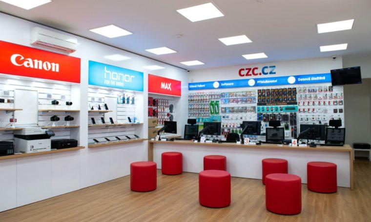E-shop s elektronikou Czc.cz se zvětšil o více než 500 milionů, rostly hlavně prodeje televizí a audia