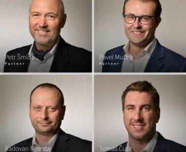 Skupina Enern s byznys partnerem rozšiřují financování technologických start-upů