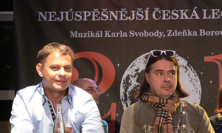 Karlínské divadlo a producent Lichtenberg zkusí oživit výnosný muzikál Dracula
