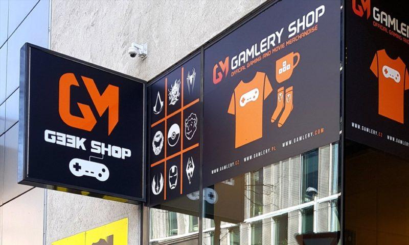 Herní obchod Xzone posiluje expanzi do merchandisingu, kupuje Gamlery