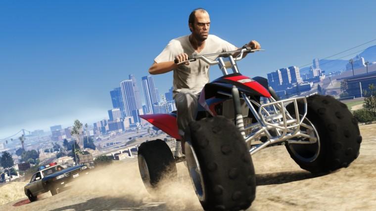 Grand Theft Auto V přinese v Česku desetitisícové prodeje
