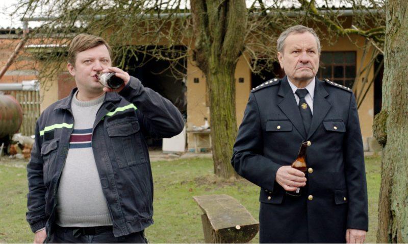 """Krobot s Isteníkem a Polívkovou točí novou """"hasičskou"""" komedii"""