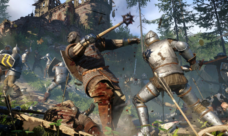 Warhorse Studios pošle hru Kingdom Come do obchodů v roce 2018