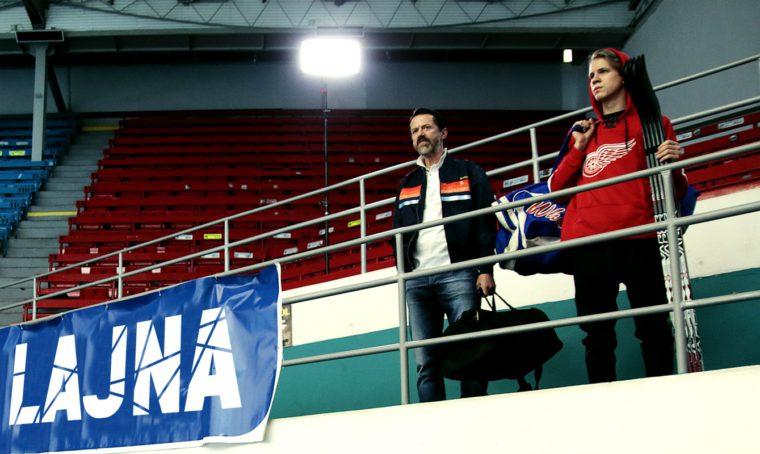 Streamingová služba Obbod vypustí nový sportovní seriál Lajna z hokejového prostředí