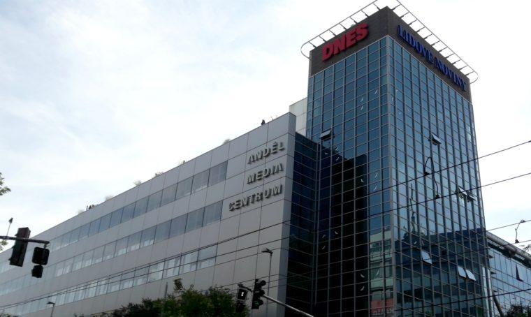 Mediální dům Mafra loni prodělal přes 850 milionů