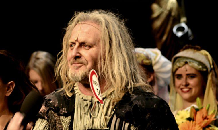 Muzikál Mefisto v pražské Hybernii odehrál 50. reprízu
