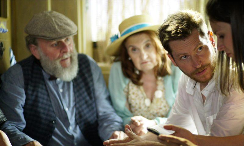 Dvořák s Ferencovou začali točit novou rodinnou komedii Přání k narozeninám