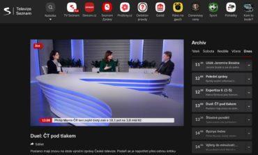Program Lukačovičovy televize pomáhá stavět i profík se zkušeností z TV Nova