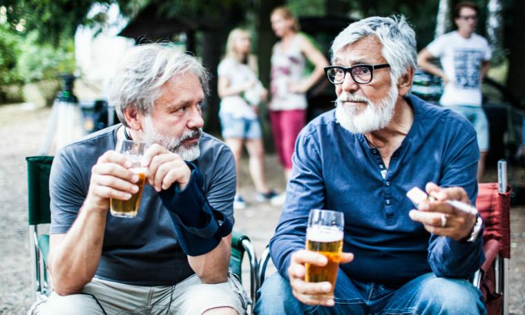 Producent Erben a režisér Bajgar začnou točit nový film Teorie touhy
