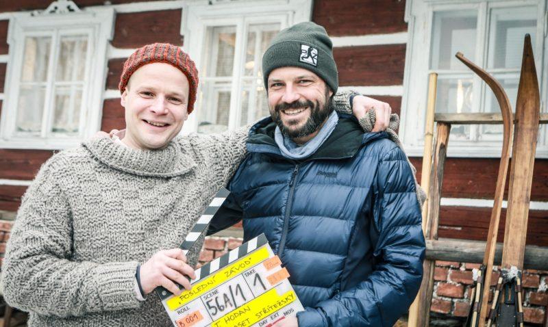 Punk Film a režisér Hodan zahájili natáčení Posledního závodu