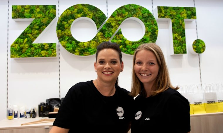 E-shop s módou Zoot převezme dceřinka Natlandu